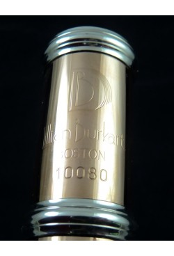 Burkart Gold on Silver #10080 ~ Preowned